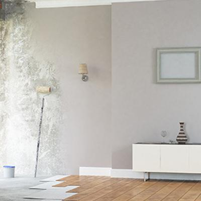 Rénovation intèrieure de maison à Elbeuf
