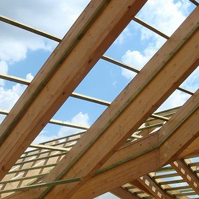 Construction d'ossature bois à Elbeuf